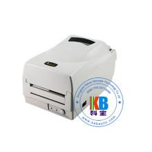 Máquinas de impressão da fita da etiqueta de cuidado da roupa do vestuário da impressão térmica da transferência
