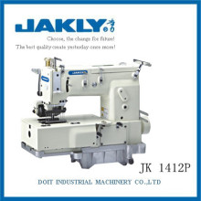 JK1412P Easy to use Hot new production 12-needle flat-bed double machine