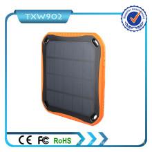 Nouveau produit promotionnel 5600mAh Waterproof Solar Power Bank pour Smartphone