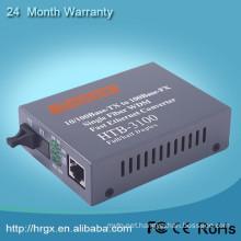 www.alibaba.com HTB-3100 10/100M SC 25KM Netlink Media Converter