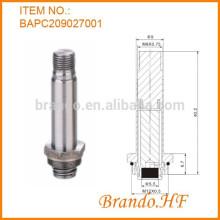 9mm Stainless Steel tube Solenoid Operator for Beverage Dispenser Valve