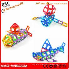 Bâtiments plastiques pour enfants