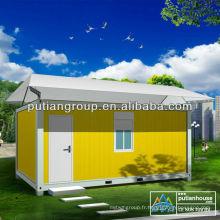 Maisons à conteneurs certifiées CE à vendre