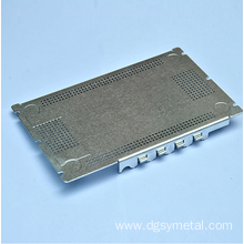Custom Sheet metal stamping process parts