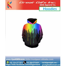 Make your own Hoodie With sublimation or digital printing design