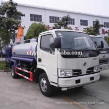 Dongfeng (DFAC) 4X2 jardín pesticida pulverización camión 4CBM (4000liter) spray camión de agua para la venta caliente