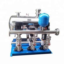 Sistema de suministro de agua de la serie MBPS para agua del grifo