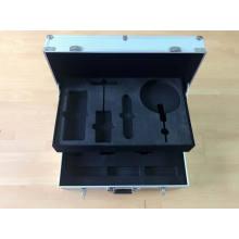 Innovación de la bandeja de aluminio de la aleación que dobla la caja de herramientas y del modelo tallado (keli-bandeja-01)