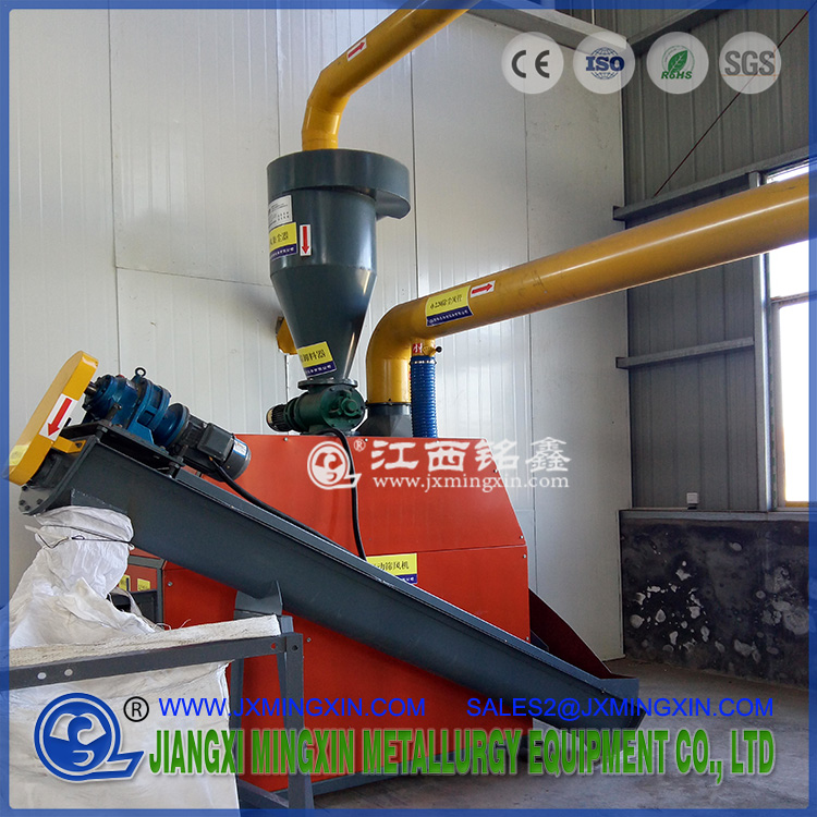 5 Air separator&Cyclone dust collector