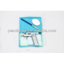 Kit de pistola de perforación de oreja más barata y kit de pistola de perforación cosmética