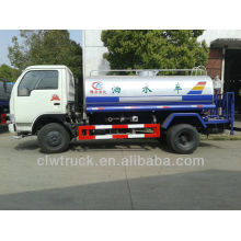 Dongfeng Mini Water Sprinkling Truck, 4-5CBM Peru water truck