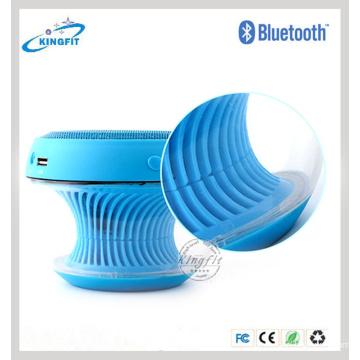 Mni LED Light Speaker Wireless Bluetooth Digital Speaker