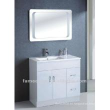 Moderna unidad de tocador de baño
