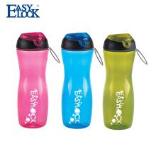 Botellas de agua libres de encargo al por mayor de BPA con el logotipo