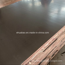 WBP Glue Waterproof Plywood Poplar Core Brown Film