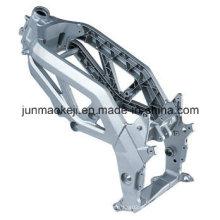 Aluminium-Druckguss-Elektro-Fahrradrahmen