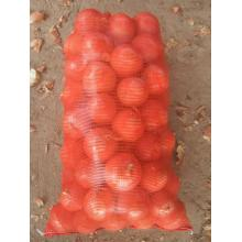 Plastic Vegetable Mesh Bag em 38g a 48g