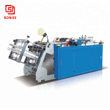 Bonjee High Quality Goods From China One-Time Paper Lunch Box Forming Machine