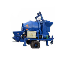 Small Portable Diesel Concrete Mixer Equipment