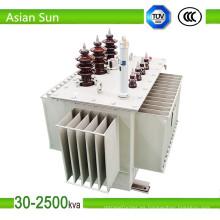 Transformador 220V 50Hz transformador transformador de aceite/corriente