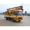 HOWO Vehicle 4x2 Aerial Work Platform شاحنة