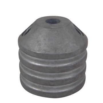 Peças pesadas de zinco