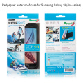 High quality water proof phone cases for Samsung s6