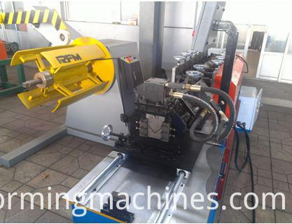 Steel Wall Corner Angle Bead Making Machine