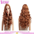 2015 Hot Sale Natural Look Virgin Curly Human Hair Wigs
