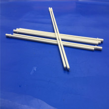 Customized Machining 97%Alumina Ceramic tube Wear-resistant