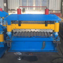 ZT850 Wellblech Roll Formmaschine
