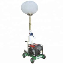 FZM-Q1000 lidar com honda gerador balão projeto Light Tower