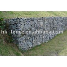1 gabion/stone cage/rockfall fence// reno mattress