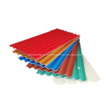 Hojas de techo Mgo mejor que la teja de vidrio
