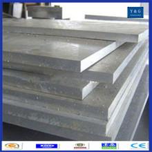 7075 aleación de aluminio hoja de diamante plano / placa de China al por mayor