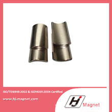 Customized Strong Arc NdFeB Magnet Manufactured by China Factory