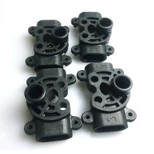 El moldeado de inyección plástico del adaptador barato de alta calidad 2018