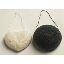 Cosmetic Natural Konjac Sponge Bath Accessories for Spa and