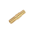Brass Connector by CNC