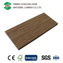 Панели стены WPC древесины Пластиковые композитные Стеновые отделки плит (HLM130)