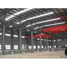 Atelier de structure en acier léger préfabriqué