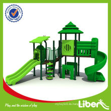 Multifunktion Kinderspielplatz Ausstattung mit GS-Zertifizierung Woods Serie LE.SL.004