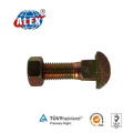 High Tensile Track Bolt with Nut