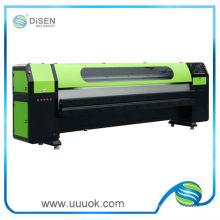 Impresora plana solvente de eco