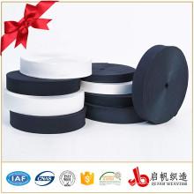 Oberste Produkte der unterschiedlichen Größen gesponnenes metallisches starkes elastisches Gurtband