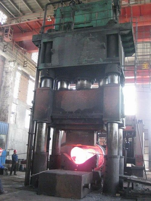 hydraulic_forging_press_machine