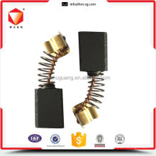 Fine quality long life power tool spare parts carbon brush
