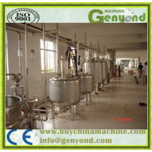 Stainless Steel Mini Dairy Processing Plant