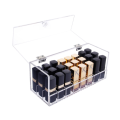 Acrylic Lipstick Organizer Dustproof Holder Case Storage