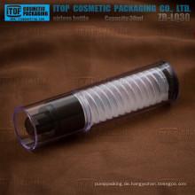 ZB-LQ30 30ml besonderer empfohlene gute Qualität hohe klare Farbe anpassbare 30ml airless-Pumpe RUNDFLASCHEN